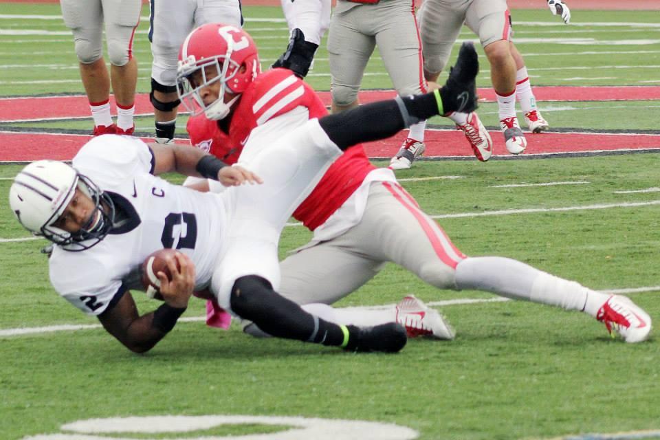 Yale Bulldogs, Cornell Big Red