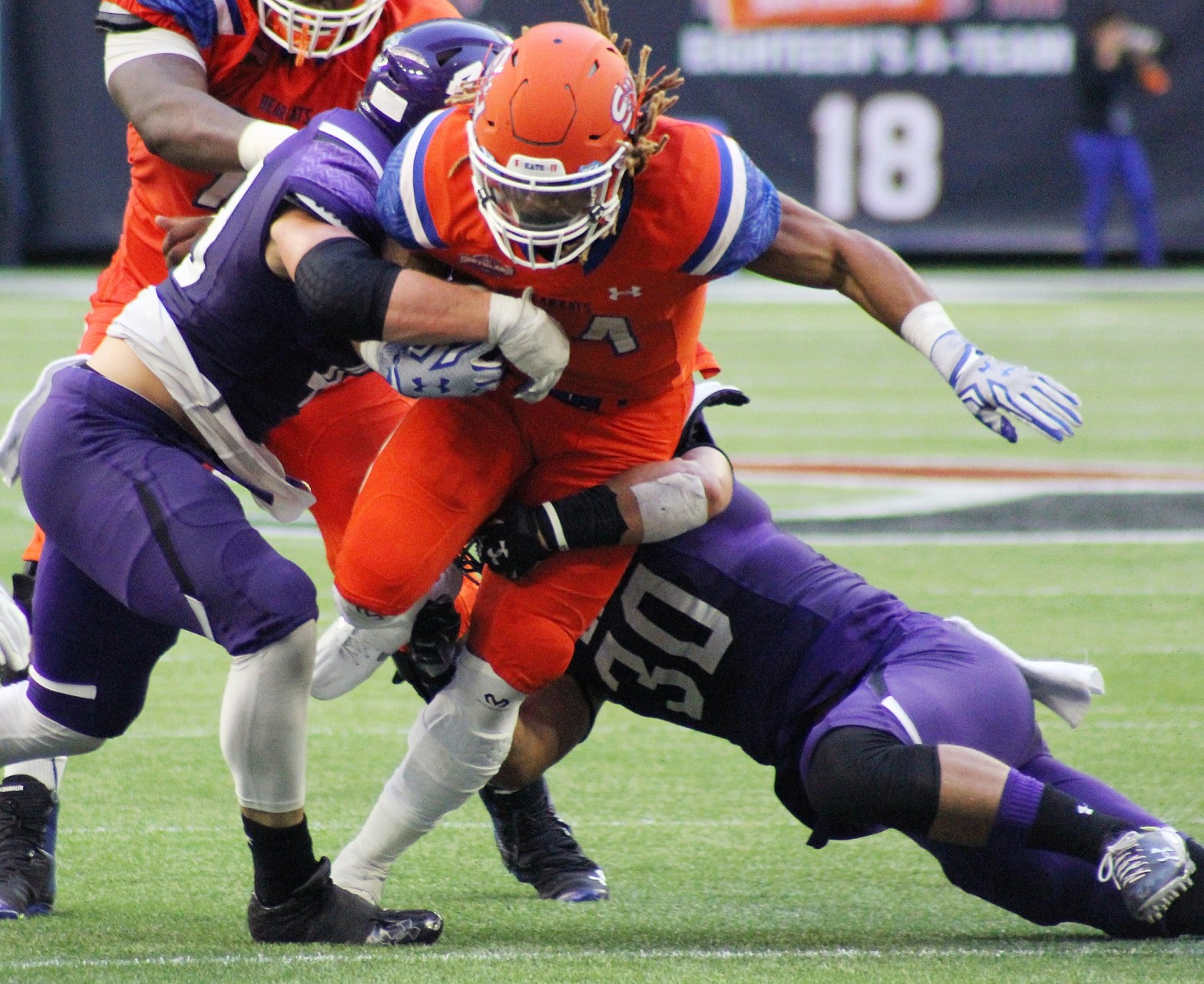 Sam Houston State, Stephen F. Austin