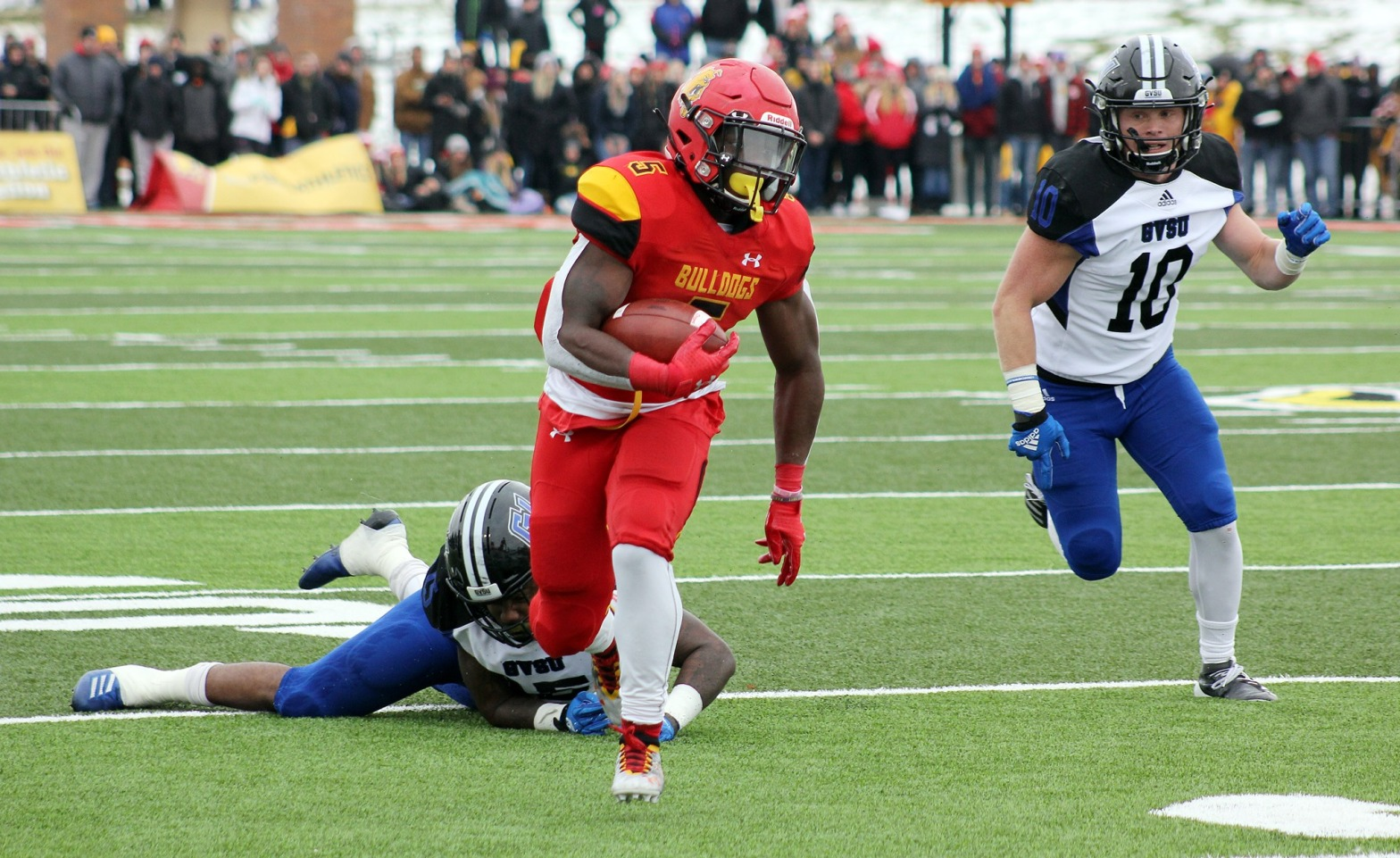 Marvin Campbell, Ferris State Bulldogs