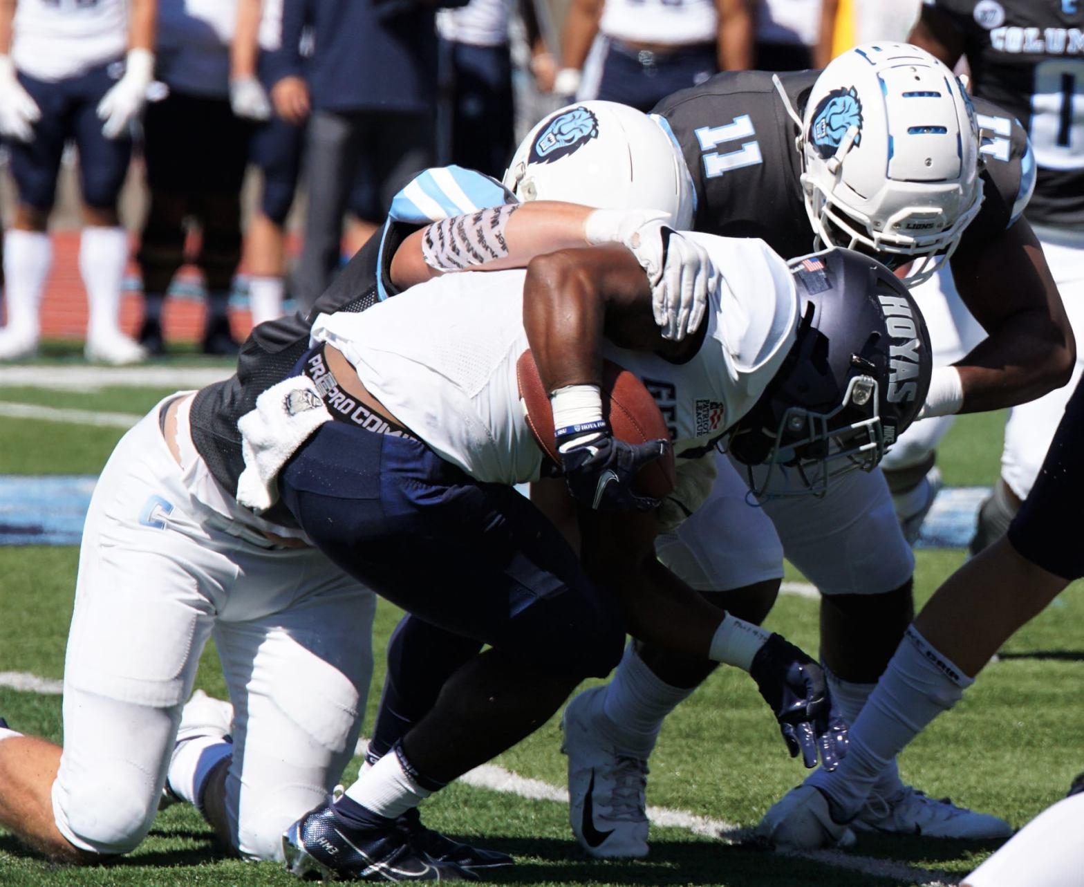 Georgetown Hoyas vs. Columbia Lions